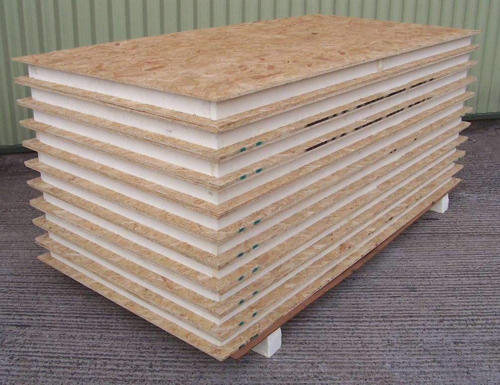 Sip structural insulated panel polysec for Sips panel prices