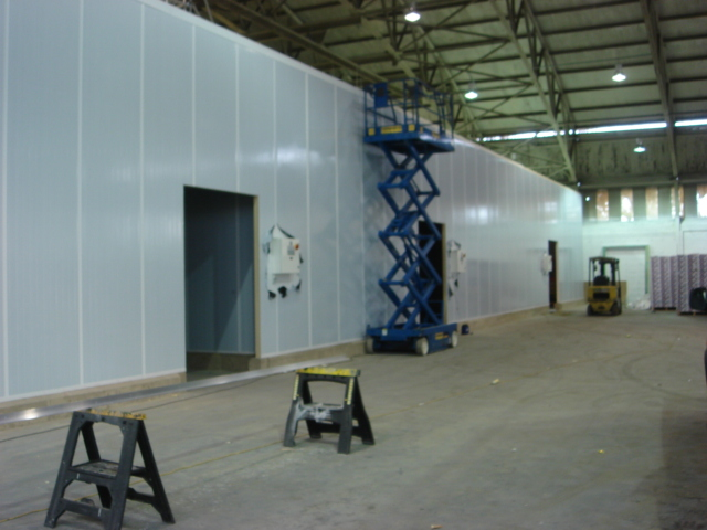 Cold Room Shelving Amp Cold Stores Polysec Coldrooms Ltd