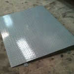 Ramp steel