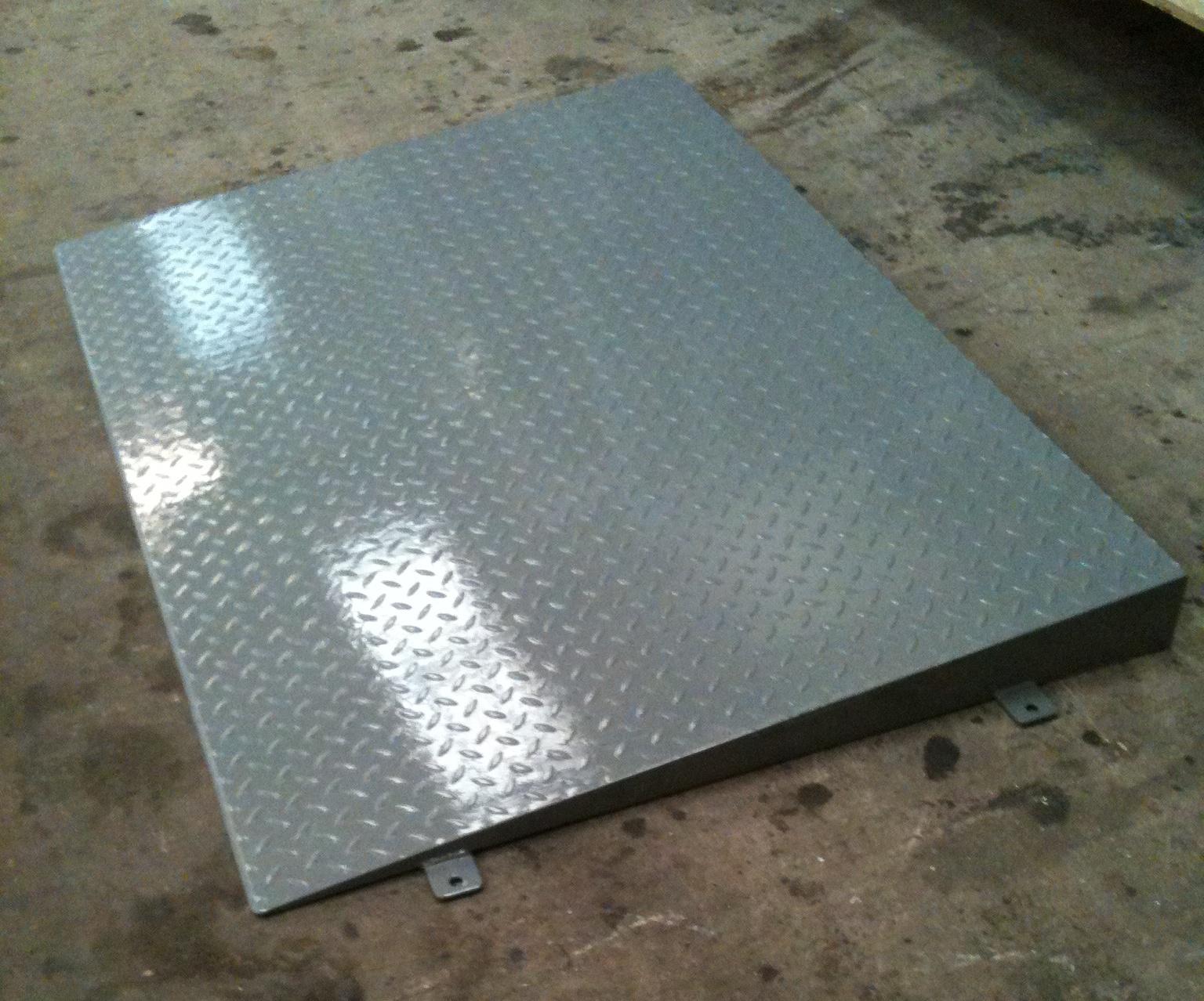 metal ramps