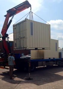 Containers 2 loading