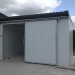 Floorless MSD & roof